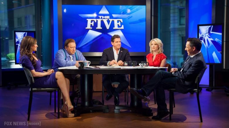 the five on foxnews