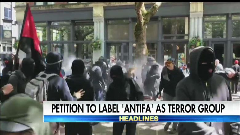 Petition to Label Antifa a Terror Group Has 146,000 Signatures So Far