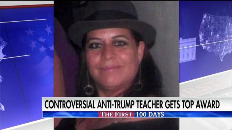 CA College Honors Professor Who Called Trump's Election an 'Act of Terrorism'