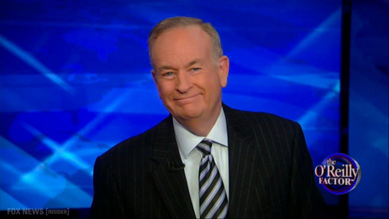 Fox News Anchor Bill O'Reilly Reportedly Abused His Wife in Front ...