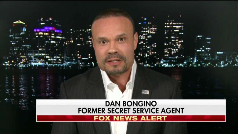 Image result for Dan Bongino, the former Secret Service agent Sean Hannity.