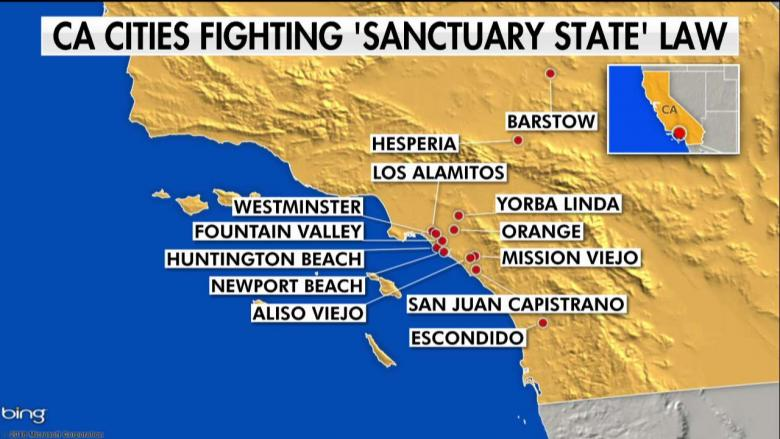 San Diego County mulls 'sanctuary' law action