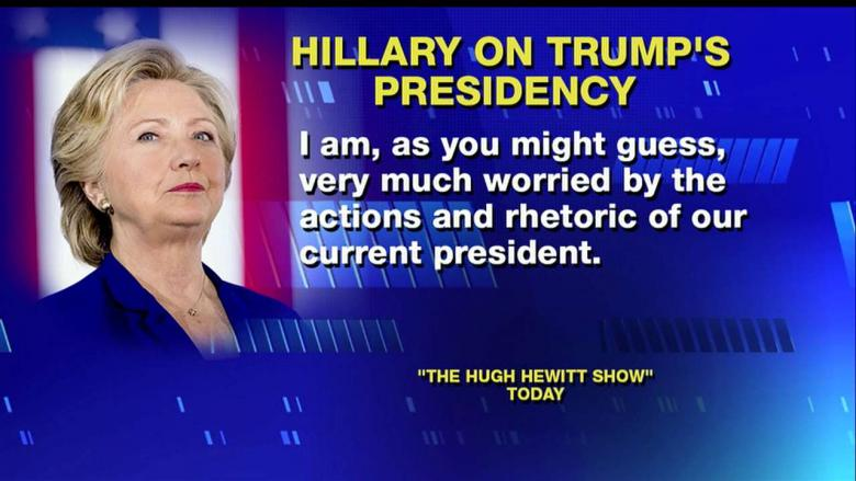insider.foxnews.com - Clinton Slams Trump Over 'Actions and Rhetoric', Support From White Supremacists