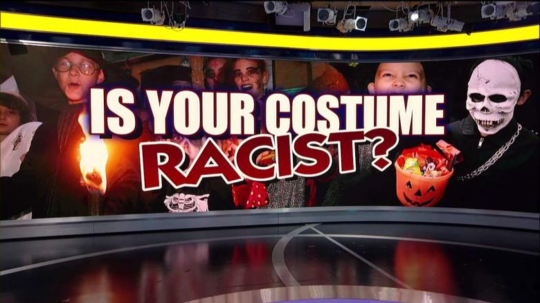 College Halloween Costume Guide Says No Indian Headdresses, But ...