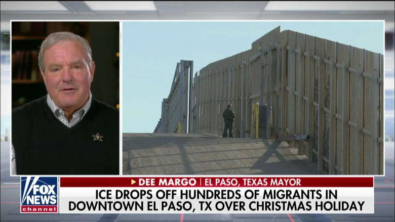 'We Have a Fence and It Works': El Paso Mayor Calls on Congress to Fix Immigration System