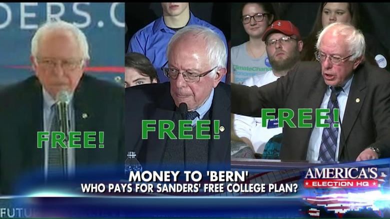 "Who would pay for Bernie Sanders' ""tuition-free"" college proposal?"