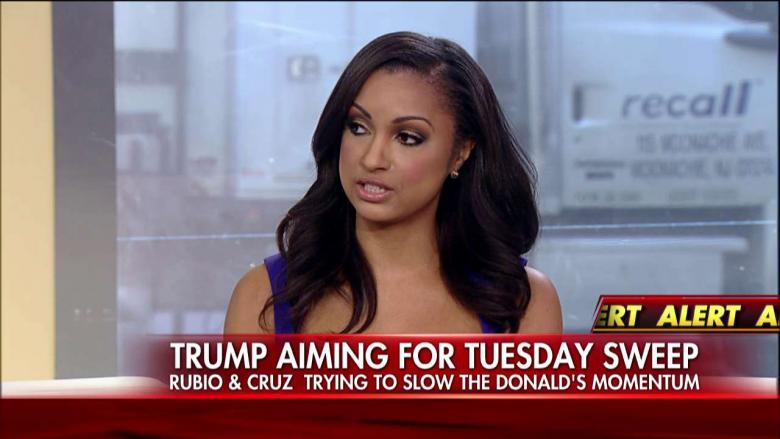 is eboni williams still on fox