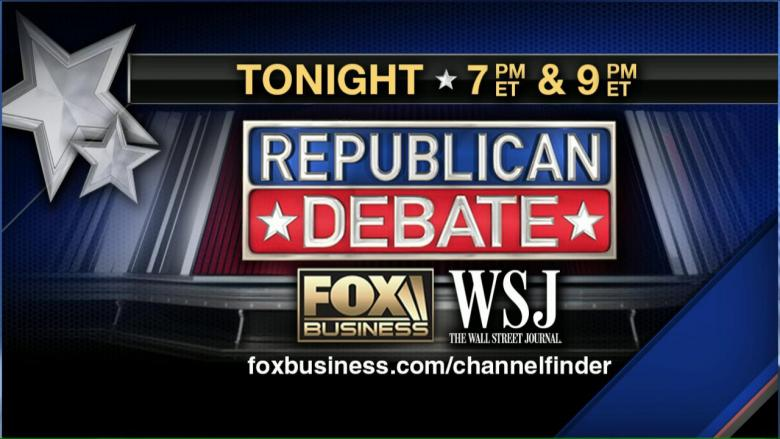watch republican debate from business network online