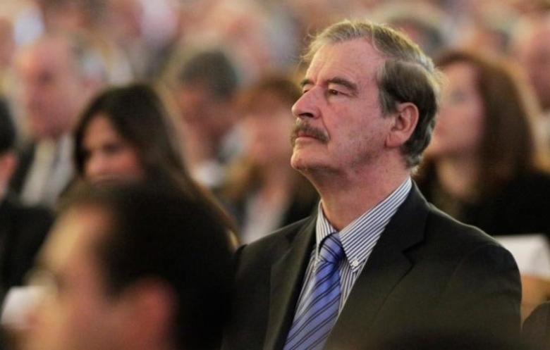 Vicente Fox Reuters