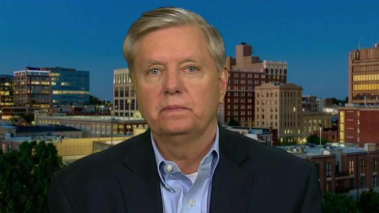 Sen. Graham: 'Stampede' by House Dems to Impeach Trump Will Result in His Re-Election