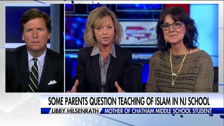 Image result for Nancy Gayer and Libby Hilsenrath went on Tucker Carlson