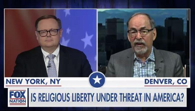 David Horowitz: 'The Assault on Christianity Is an Assault on America'
