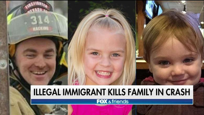 Widow Slams Two-Year Sentence For ILLEGAL ALIEN Who Killed Husband and Children... THAT IS NOT JUSTICE!