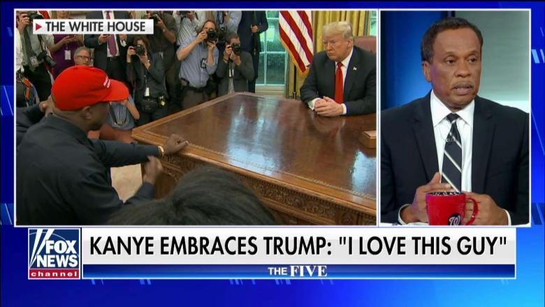 Williams on 'West' Wing Mtg: Trump Used Kanye as 'Prop' to 'Tell White Supporters I'm Not Racist'