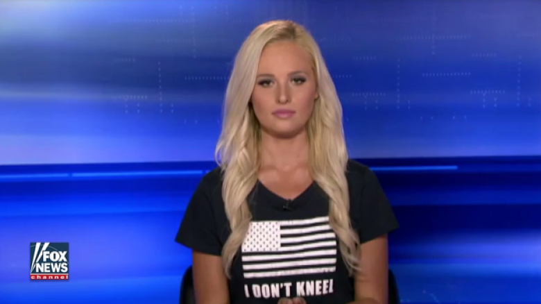 Tomi Lahren A Free Speech Lesson For Nfl Anthem Kneelers Fox News Insider