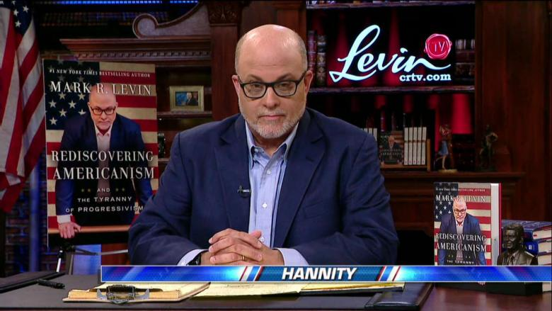 Mark Levin Adds Weekend TV Show For Fox News Channel