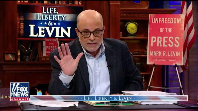 Levin Sounds Off on Mueller Report: $35 Million, 200 Pages to Say 'No Collusion'