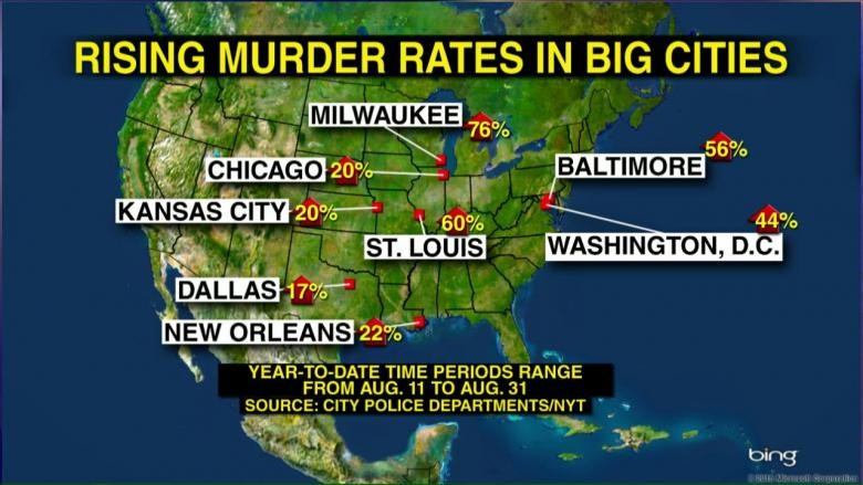 Police Chief On Crime Spike 39There39s A Critical Mass Of