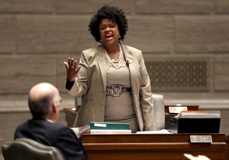 Missouri Democratic state senator says she hopes Trump is assassinated