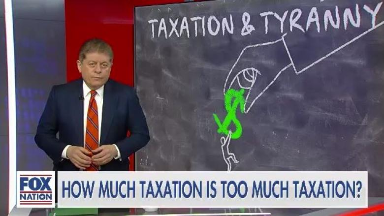 Judge Nap: 'If Aggression Against Your Property Is Theft, Then Taxation Is Theft'