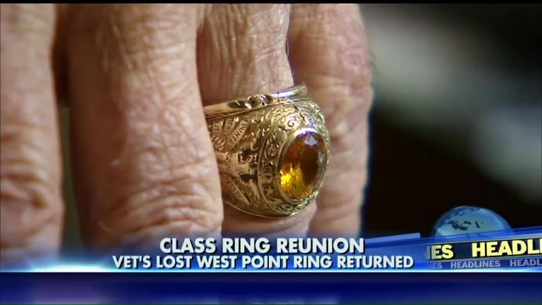Veterans A Day Rings