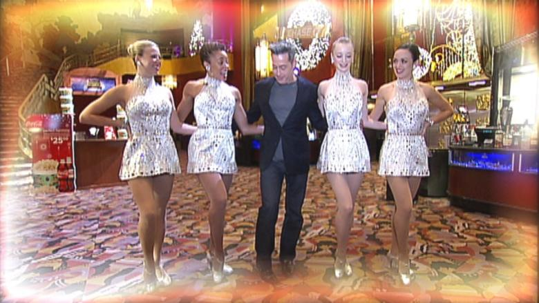MUST-WATCH: Michael Tammero Backstage With the Rockettes