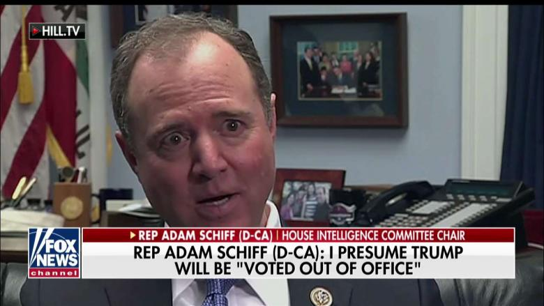 Image result for images of ADAM SCHIFF  house intel committee at work