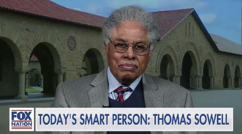 'Not Going to Happen': Thomas Sowell Blasts 2020 Dems' Push for Reparations
