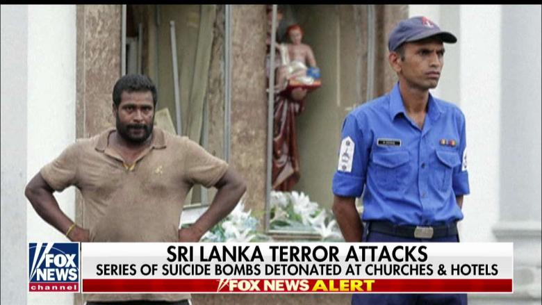 Hoffman: Sri Lanka Terror Bombings Are 'By All Accounts, an Intelligence Failure'