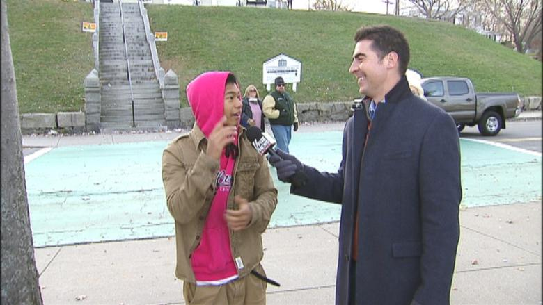 Watters' World: Plymouth Rock Edition