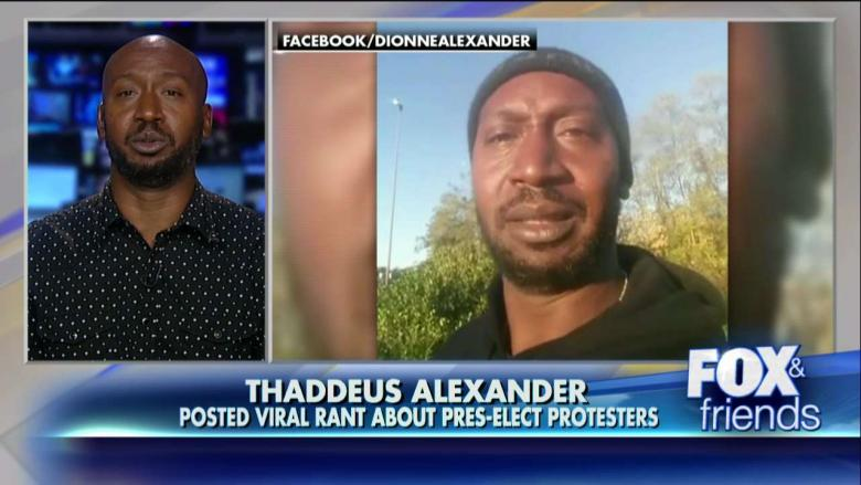You Crybabies Are Why Trump Won!: See Fed-Up Vet's Message to Protesters