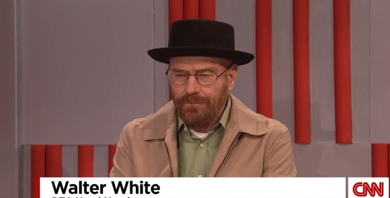 WATCH: 'SNL' Spoofs Trump's Cabinet, Intros Walter White to Lead DEA