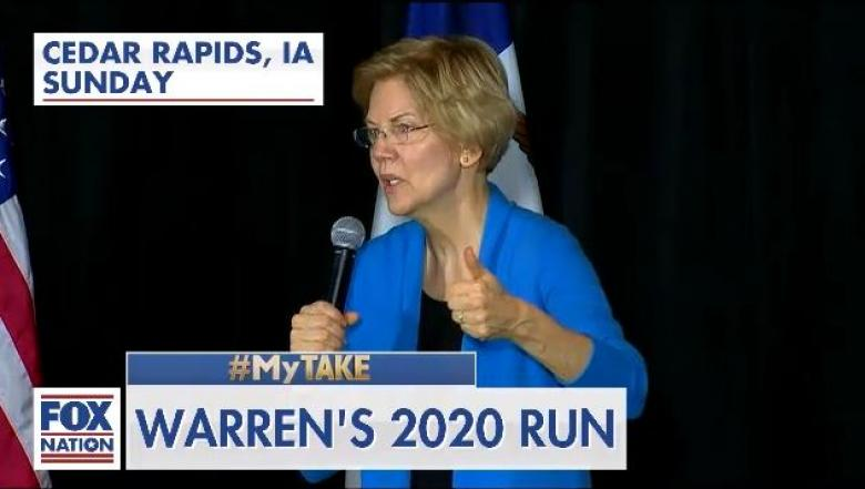 Varney's Take: Sen. Warren Worth Millions, But 'Barely Concealed Anger' at the Rich