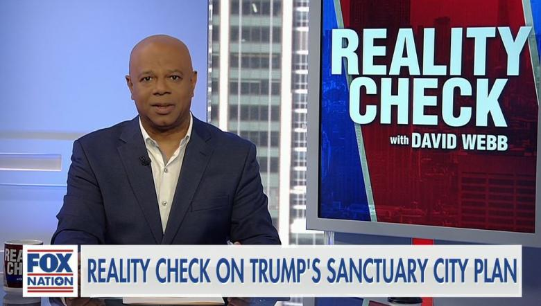 David Webb: Trump 'Called The Democrat' Bluff' After 'Constant Bluster' About Sanctuary Cities
