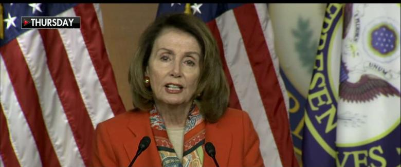 House Minority Leader Nancy Pelosi (D-Calif.) has continued to attack the Republican tax cuts, despite massive backlash to her infamous