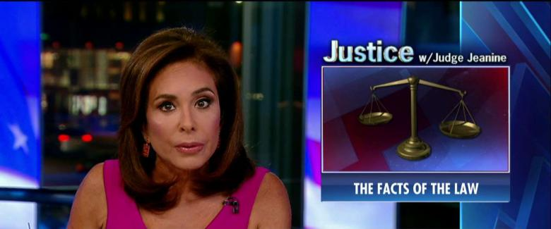 In her Opening Statement on Saturday, Judge Jeanine Pirro weighed in on the controversy surrounding Supreme Court nominee Judge Brett Kavanaugh.