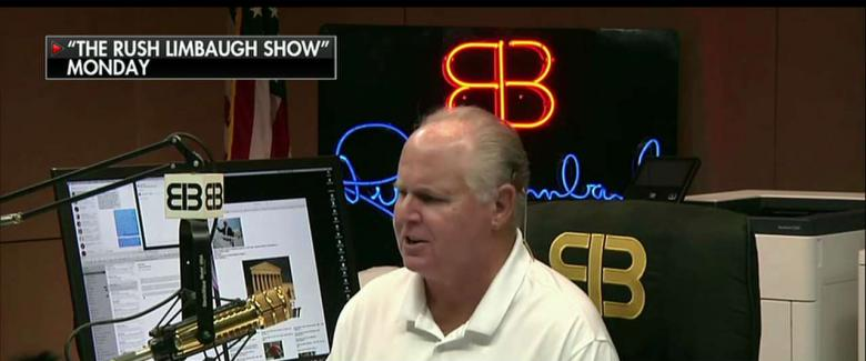 Radio host Rush Limbaugh said Republicans must get Supreme Court nominee Judge Brett Kavanaugh confirmed or they can