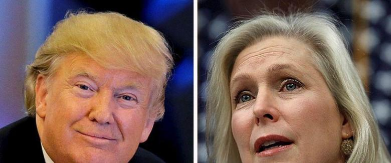 Gillibrand blasts Trump