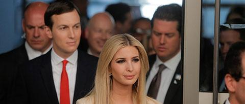 New York Daily News Cover Slams Ivanka: 'Daddy's Little Ghoul'