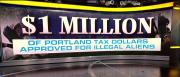 Portland, Multnomah County Oregon Approve Million-Dollar Illegal Immigrant Legal Defense Fund Budget