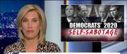 "In her ""Ingraham Angle"" commentary, Fox News' Laura Ingraham said that Democrats are committing ""self-sabotage"" ahead of the 2020 elections by being ""obsessed with"" President Trump instead of ""pushing policies that actually appeal to working-class America"