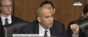 Cory Booker Rips Trump